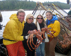 Ketchikan Crab Tour