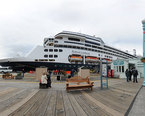 Ketchikan Cruise Ship Dock