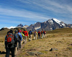 Chile Hiking