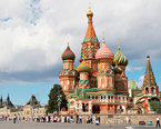 Russia Tourist Attractions