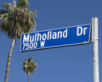 Mulholland Drive Los Angeles