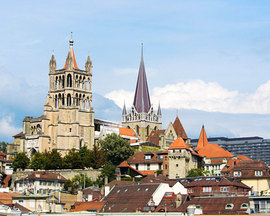 Cathedrals in Switzerland