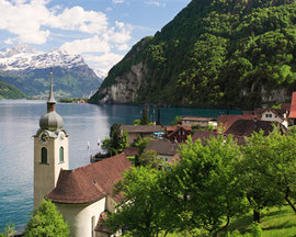 Switzerland Lakes