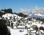 Switzerland Ski Resorts