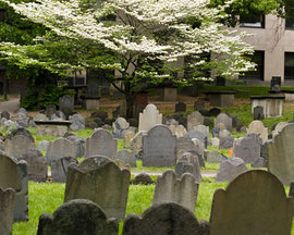 Boston Graveyards