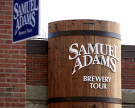 Sam Adams Brewery