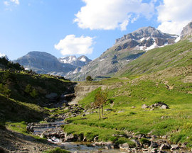 Pyrenees in Spain