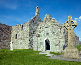 Monasteries in Ireland