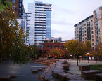 Pearl District Portland Oregon