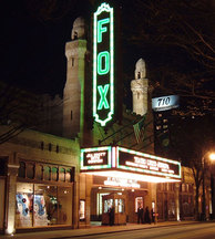 Fox Theater Atlanta