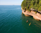 Lake Superior Wisconsin