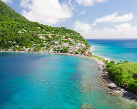 Scotts Head Dominica