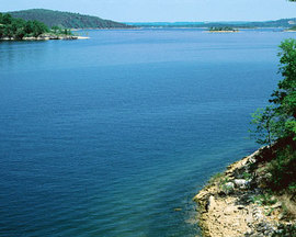 Table Rock Lake Branson