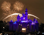 Disneyland New Year