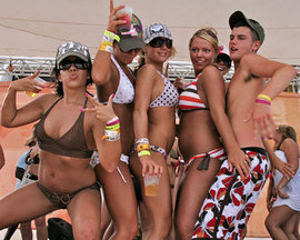 Lake Havasu Spring Break