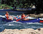 Arkansas Rafting