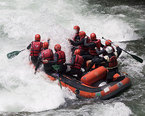 Yellowstone Rafting