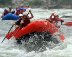 Great Smoky Mountains Rafting