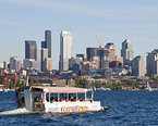Seattle Harbor Tours
