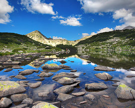 Bulgaria Mountains