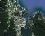 Map of Cairns Australia