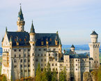 History of Neuschwanstein