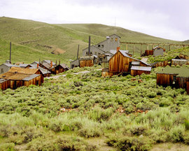 Colorado Ghost Towns