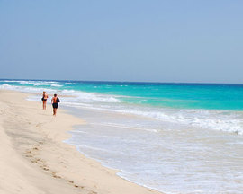 Beaches in Cape Verde