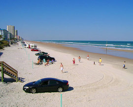 Daytona Beach Beaches