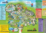 Legoland California Map