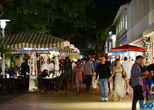 Lincoln Road Miami Beach