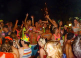 Koh Phangan Fullmoon Party