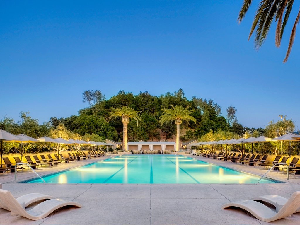 "<p style=""text-align:left;margin-left:20px;margin-right:20px;""><strong>Address:</strong> 755 Silverado Trail, Calistoga, CA 94515<br /><strong>Price Range:</strong> $$$$<br /><strong>Hotel Style:</strong> Luxury Hotel, Romantic Hotel, Spa Hotel<br /><br />Health and wellness are major elements of the Solage experience. This is reflected in the quality of the hotel's spa, which ranks high among the best spas in the country. A Michelin Star-rated restaurant, a beautiful outdoor pool, and chic accommodations that are thoughtfully appointed are just some of the other Solage offerings, and guests can take advantage of the complimentary bike rentals and internet access as they see fit.</p>"