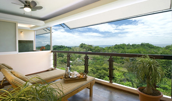"<p style=""text-align:left;margin-left:20px;margin-right:20px;""><strong>Address:</strong> Manuel Antonio, Costa Rica<br /><strong>Price Range:</strong> $$$$<br /><strong>Hotel Style:</strong> Luxury Hotel, Romantic Hotel, Boutique Hotel, Spa Hotel<br /><br />The Gaia Hotel & Reserve was granted ""4 Leaves"" by the CST Sustainable Tourism program and has won more than its fair share of awards. Chic and modern, this adults and teens-only retreat is surrounded by lowland coastal forest, so nature is always just outside your door. Personal concierge service is among the main hallmarks of the Gaia Hotel, and the inviting in-room amenities include large jetted tubs and plasma-screen televisions with complete home theater systems. Rates include a full breakfast and 20 minutes of free spa services.</p>"