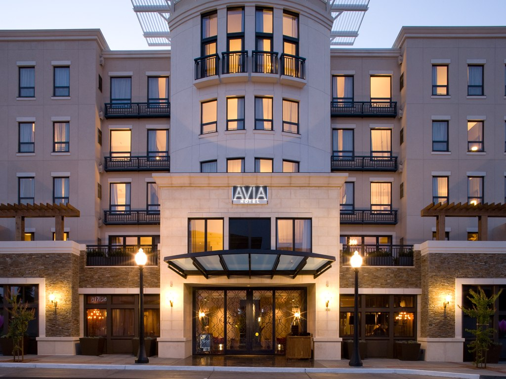 "<p style=""text-align:left;margin-left:20px;margin-right:20px;""><strong>Address:</strong> 1450 First St., Napa, CA 94599<br /><strong>Price Range:</strong> $$$$<br /><strong>Hotel Style:</strong> Luxury Hotel, Romantic Hotel<br /><br />The Andaz Napa is a sophisticated boutique hotel that prides itself on its dynamic environment, its creative comforts, and its natural elements. Found in the very heart of downtown Napa, this Hyatt-owned establishment claims an excellent location near restaurants, wine tasting rooms, art galleries, and shops. In the 141 guestrooms and suites, common features include spacious king size beds, natural hickory hardwood floors, and magnificent marble bathrooms. Complimentary evening wine tastings only serve to increase the overall allure of Andaz Napa.</p>"
