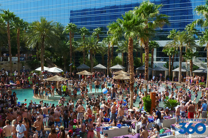 Las Vegas Pool Party Photos