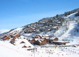 3 Valleys Ski Resort