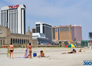 Atlantic City Beaches