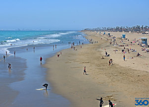 Beaches in Los Angeles