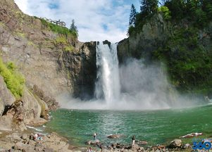 Salish Lodge - Snoqualmie Falls