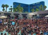 MGM Vegas Pool Party