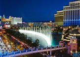 Bellagio Fountains Vegas