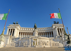Italy National Monument