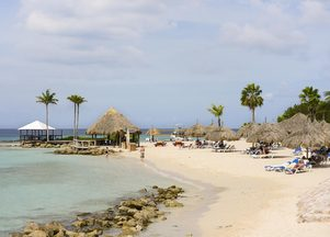 Beaches in Curacao