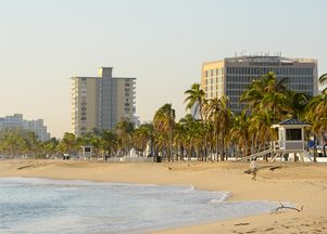 Ft Lauderdale Beach