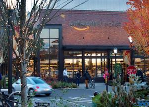 Amazon Seattle Bookstore