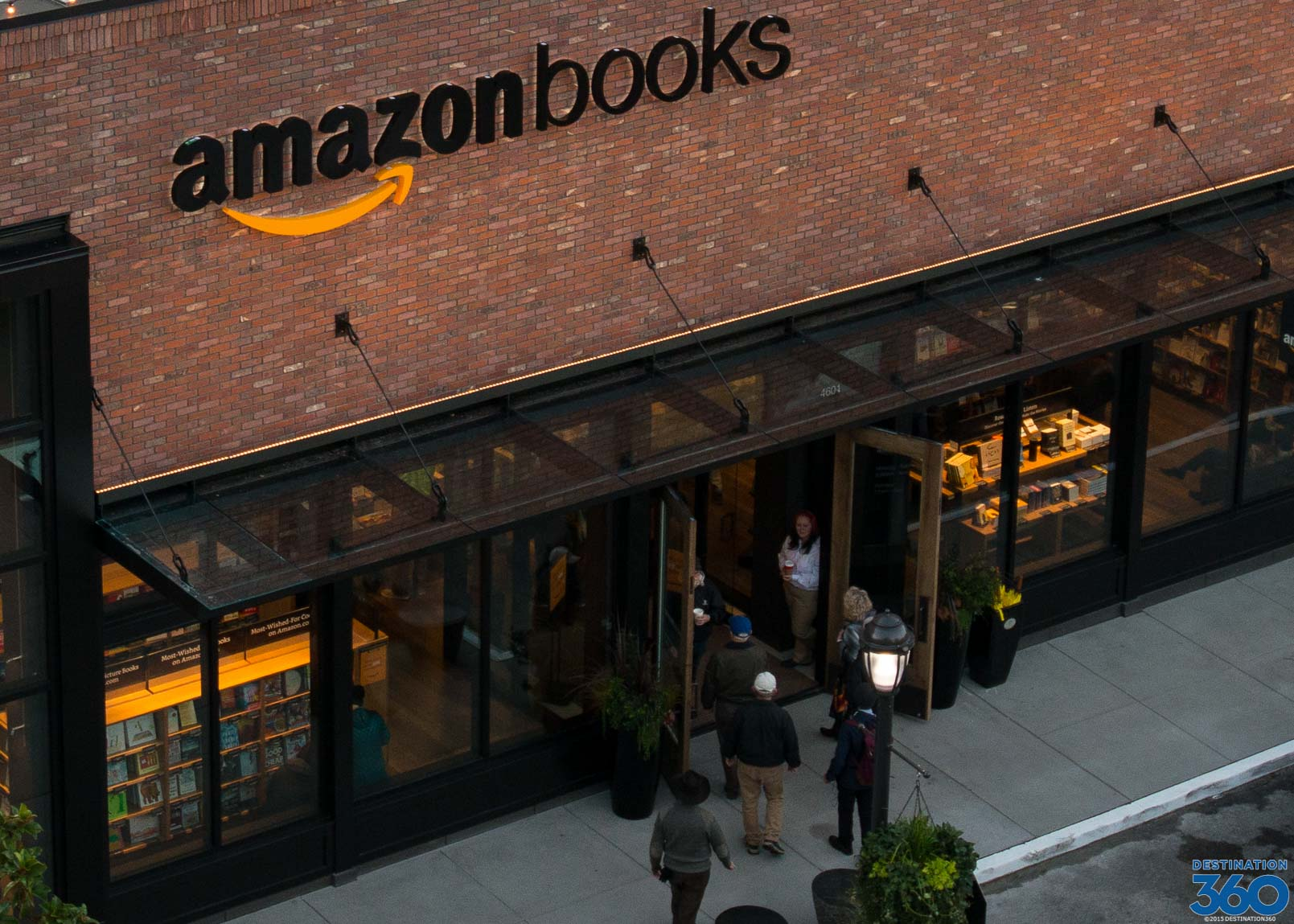 Amazon University Village Address is 4601 26th Ave NE, Seattle, WA 98105