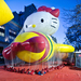 Hello Kitty Balloon Inflation