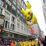 Pikachu Macys Thanksgiving Day Parade