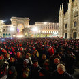 New Years Milan
